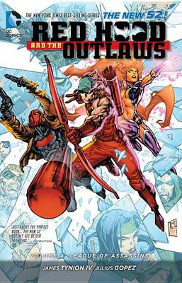Red Hood and the Outlaws Volume 4 TP (The New 52) (BOK)