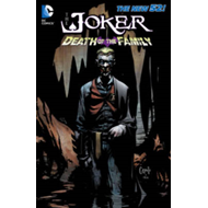 Joker Death of the Family (BOK)