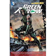 Green Arrow Volume 4: The Kill Machine TP (The New 52) (BOK)
