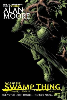 Saga Of The Swamp Thing Book Six (BOK)