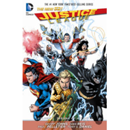 Justice League Volume 3: Throne of Atlantis TP (The New 52) (BOK)