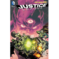 Justice League Volume 4 HC (The New 52) (BOK)