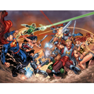 DC Universe Vs Masters of the Universe TP (BOK)