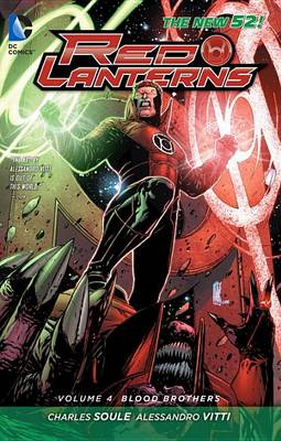 Red Lanterns: Vol.4 (BOK)