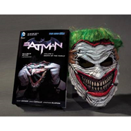 Batman: Death of the Family Mask and Book Set (BOK)