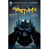 Batman: Volume 4: Zero Year - Secret City (BOK)
