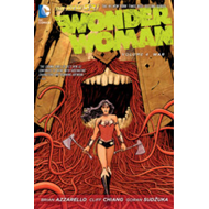 Wonder Woman Volume 4: War TP (The New 52) (BOK)