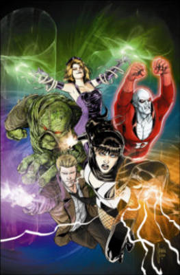 Justice League Dark Volume 5 TP (The New 52) (BOK)
