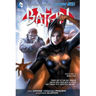 Batgirl Volume 4: Wanted TP (The New 52) (BOK)