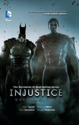 Injustice Gods Among Us Vol. 2 (BOK)