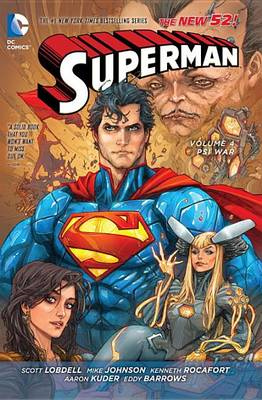 Superman Volume 4: PsiWar TP (The New 52) (BOK)