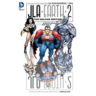 JLA Earth (BOK)