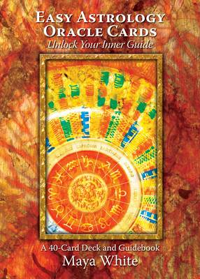 Easy Astrology Oracle Cards: Unlock Your Inner Guide (BOK)