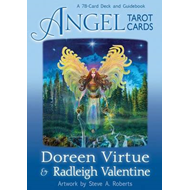 Angel Tarot Cards (BOK)