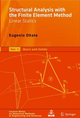 Structural Analysis with the Finite Element Method. Linear S (BOK)