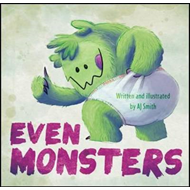Even Monsters (BOK)