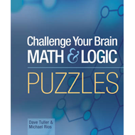 Challenge Your Brain Math & Logic Puzzles (BOK)