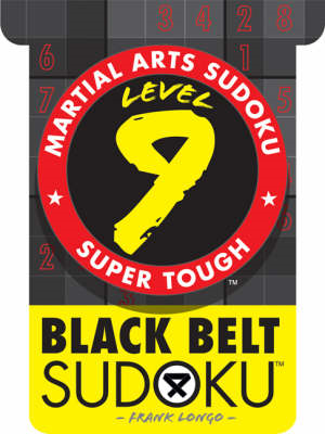 Level 9 Black Belt Sudoku (BOK)