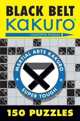 Black Belt Kakuro (BOK)