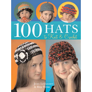 100 Hats to Knit and Crochet (BOK)