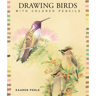 Drawing Birds with Colored Pencils (BOK)
