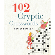 102 Cryptic Crosswords (BOK)