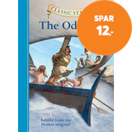 Produktbilde for Classic Starts (R): The Odyssey (BOK)