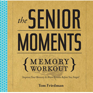Senior Moments Memory Workout (BOK)