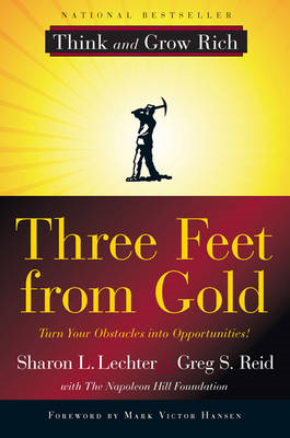 Three Feet from Gold (BOK)