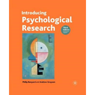 Introducing Psychological Research (BOK)