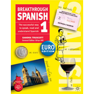Breakthrough Spanish 1: Euro Edition (BOK)