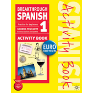 Breakthrough Spanish 1: Euro Edition: Activity Book (BOK)