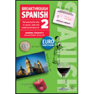 Breakthrough Spanish 2: Euro Edition (BOK)