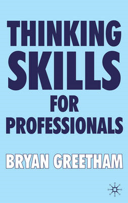 Thinking Skills for Professionals (BOK)