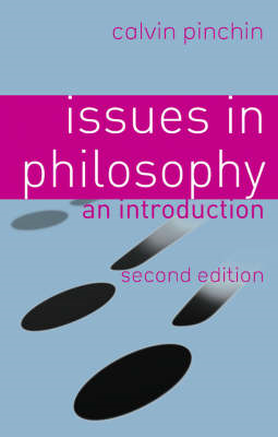Issues in Philosophy: An Introduction (BOK)
