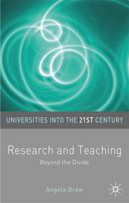 Research and Teaching: Beyond the Divide (BOK)