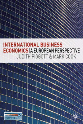 International Business Economics: A European Perspective (BOK)