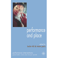 Performance and Place (BOK)