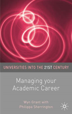 Managing Your Academic Career (BOK)