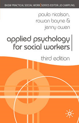 Applied Psychology for Social Workers (BOK)
