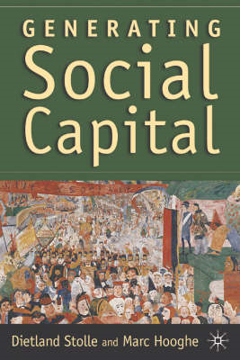 Generating Social Capital: The Role of Voluntary Associations and Institutions for Civic Attitudes (BOK)
