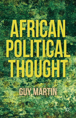 African Political Thought (BOK)