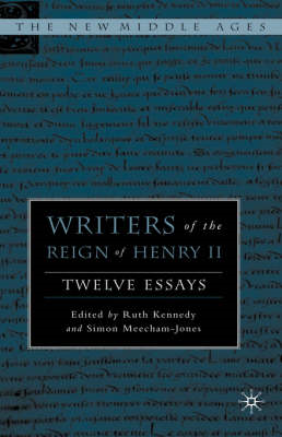 Writers of the Reign of Henry II: Twelve Essays (BOK)