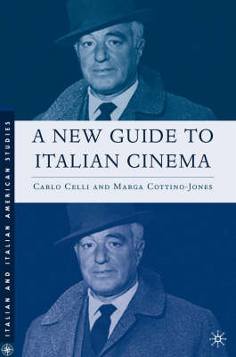 A New Guide to Italian Cinema (BOK)