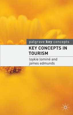 Key Concepts in Tourism (BOK)