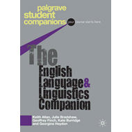 The English Language and Linguistics Companion (BOK)
