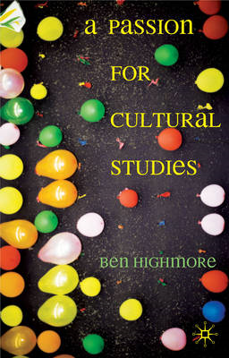 A Passion for Cultural Studies (BOK)