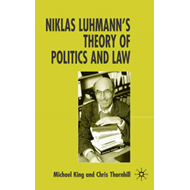 Niklas Luhmann's Theory of Politics and Law (BOK)