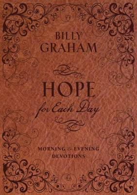 Hope for Each Day Morning & Evening Devotions (BOK)