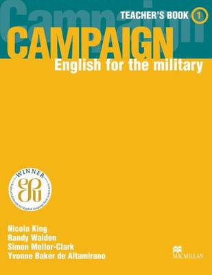 Campaign 1: Teacher's Book (BOK)